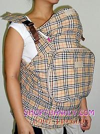 635 - Bebe-mom địu áo