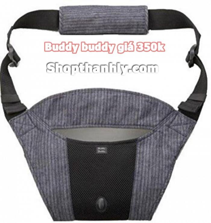 1027 Địu Buddy Buddy là dòng địu du lịch,gọn nhẹ